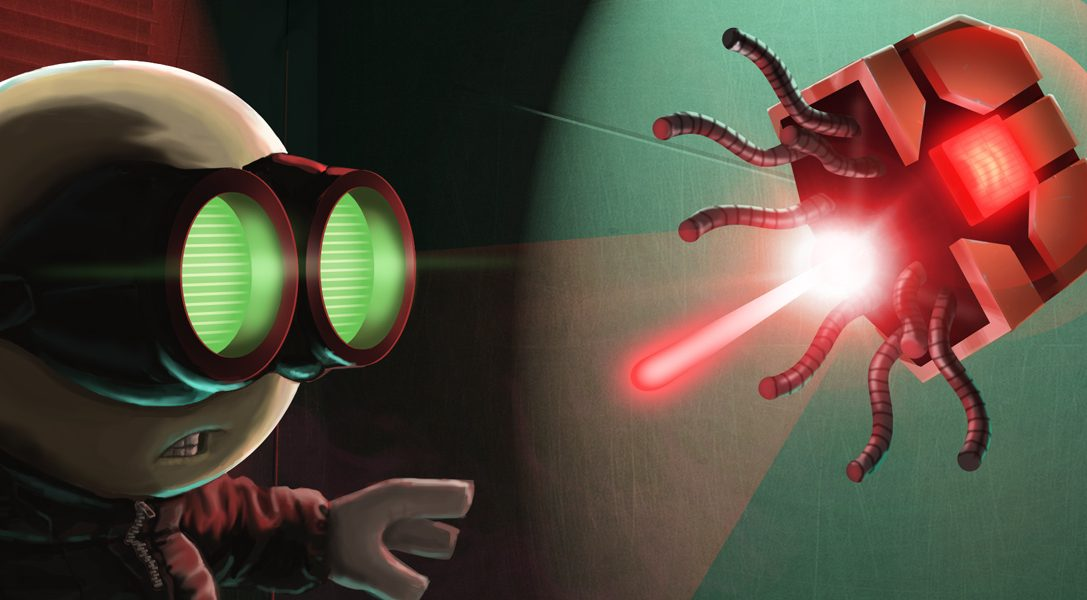 Stealth Inc Ultimate Edition diese Woche auf PS4