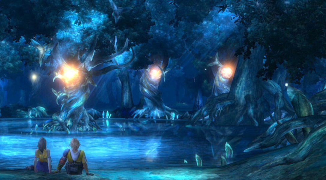 Alte Erinnerungen aufleben lassen mit Final Fantasy X/X-2 HD Remaster