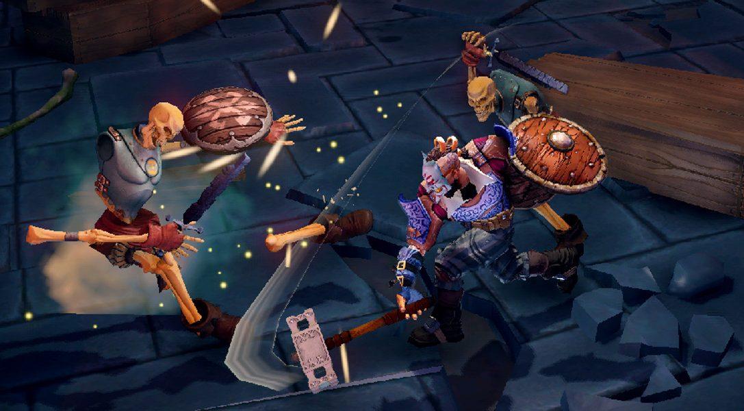 Hand of Fate kommt auf PS4 und PS Vita