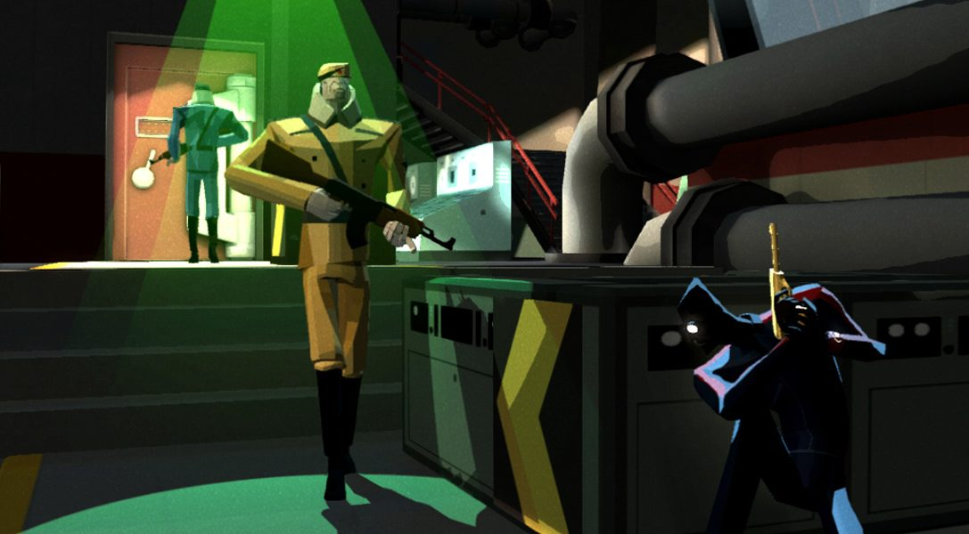 CounterSpy für PS4 bestätigt, cleverer neuer Trailer enthüllt