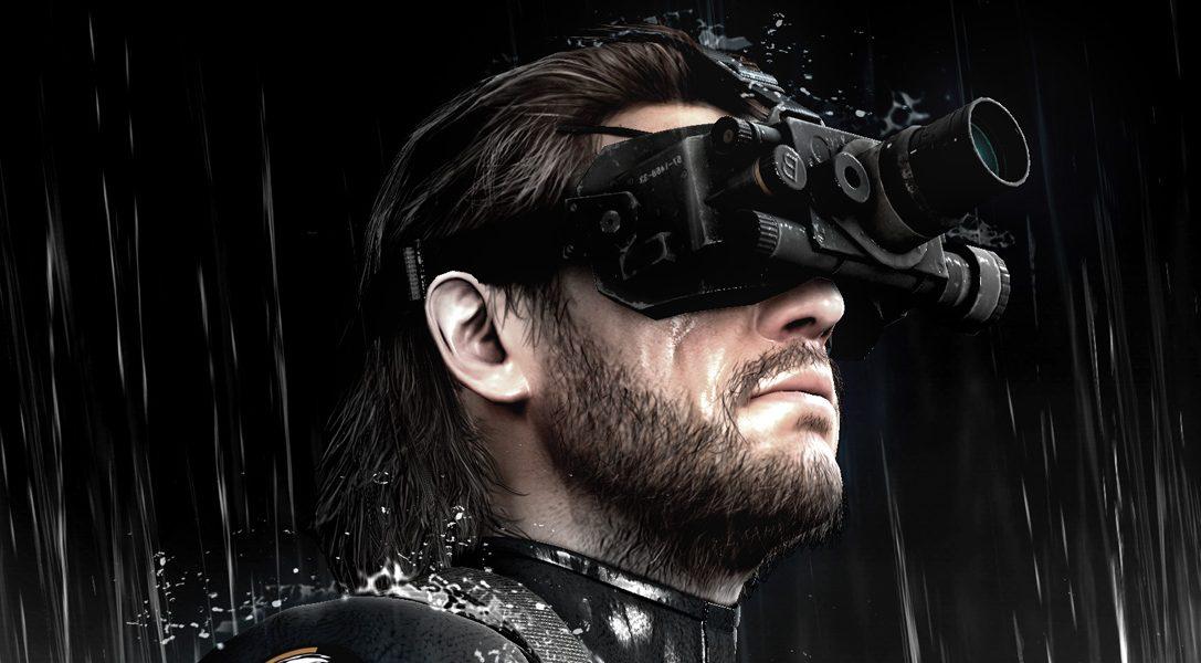 Bestellt Metal Gear Solid V: Ground Zeroes auf PS3 vor und sichert euch Peace Walker HD