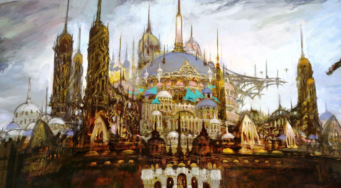 Final Fantasy XIV: A Realm Reborn – Die Städte und Klassen