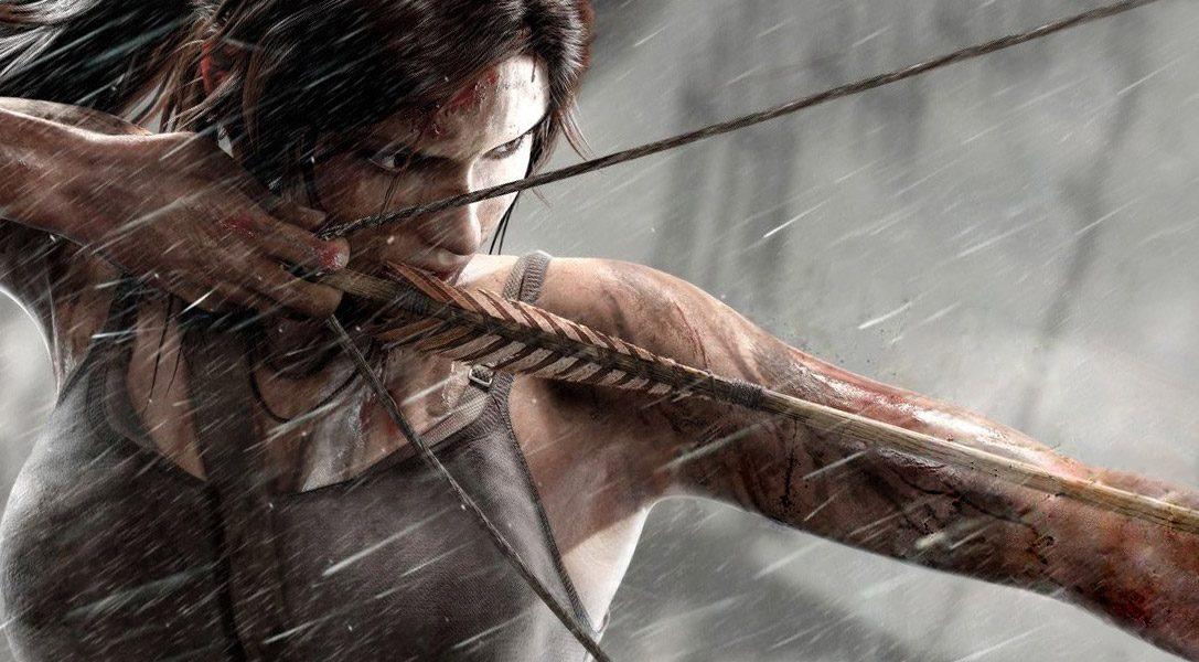 Die PlayStation Store-Charts von Februar: Tomb Raider PS4, TxK, Toukiden stürmen die Ränge