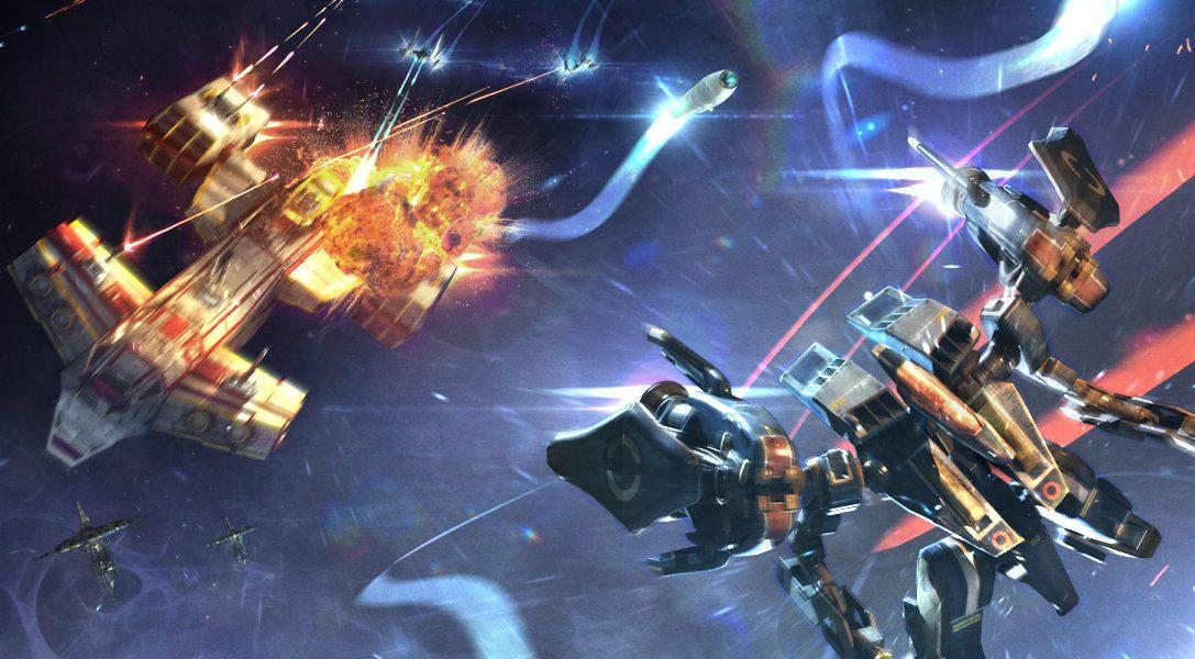 Strike Suit Zero nimmt diesen Monat PS4 ins Visier