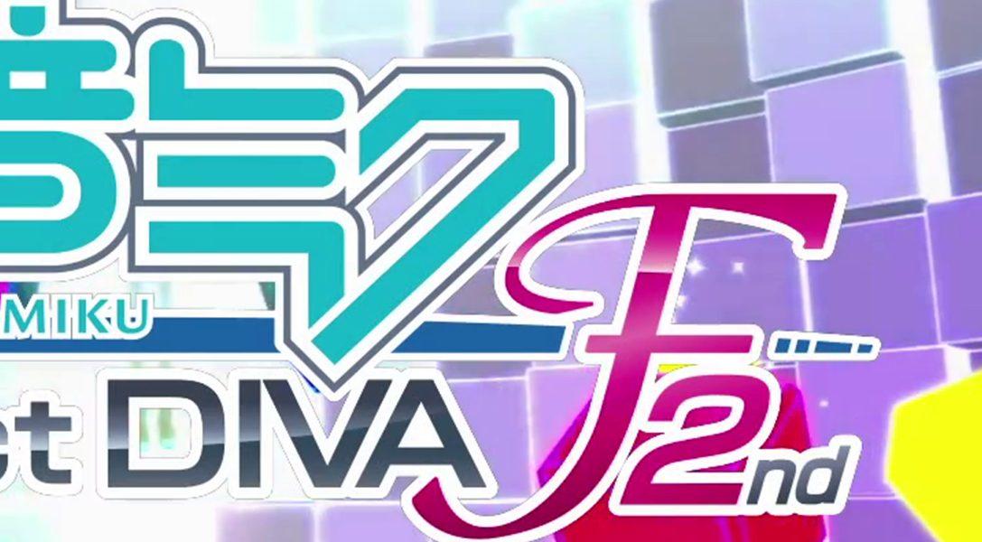 Project DIVA F 2nd kommt nach Europa