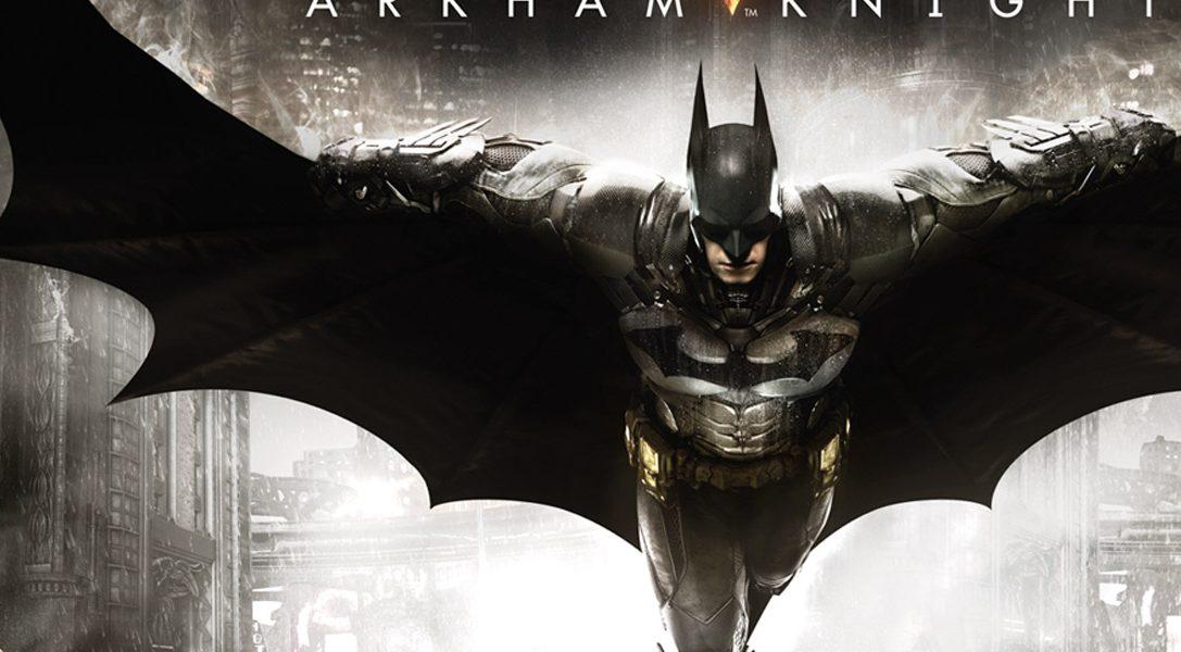 Batman: Arkham Knight kommt dieses Jahr auf PS4