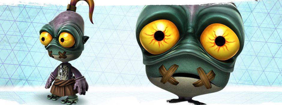 LittleBigPlanet Update: Diese Woche neuer Oddworld DLC