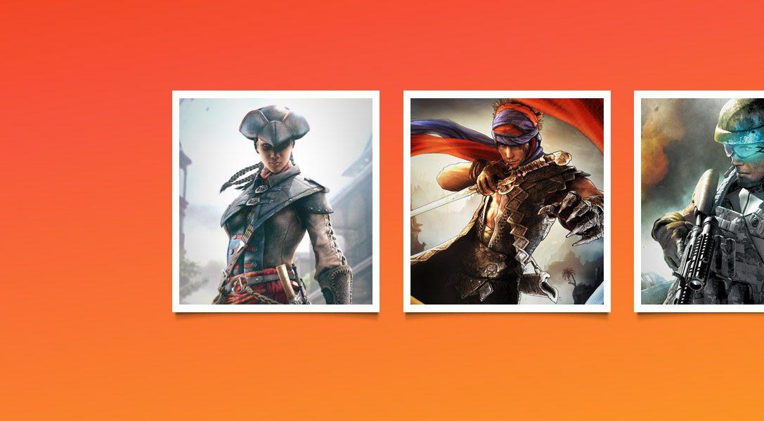 Ab heute tolle Rabatte auf Assassin's Creed, Persona 4, Rayman und viele mehr