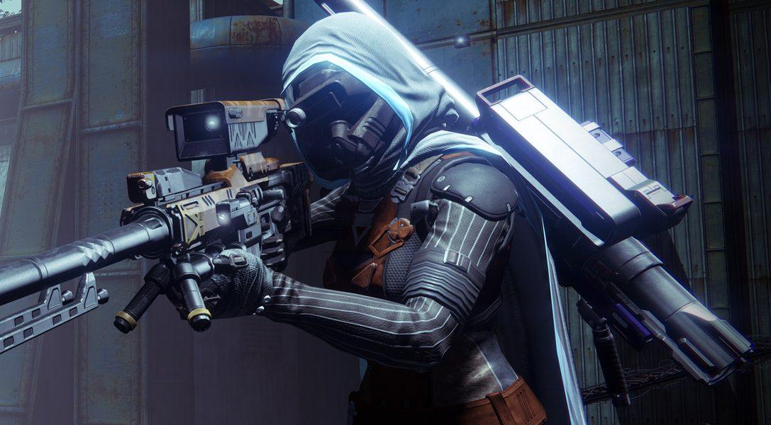 Wie Destiny für PS4 Multiplayer Ego-Shooter neu erfindet