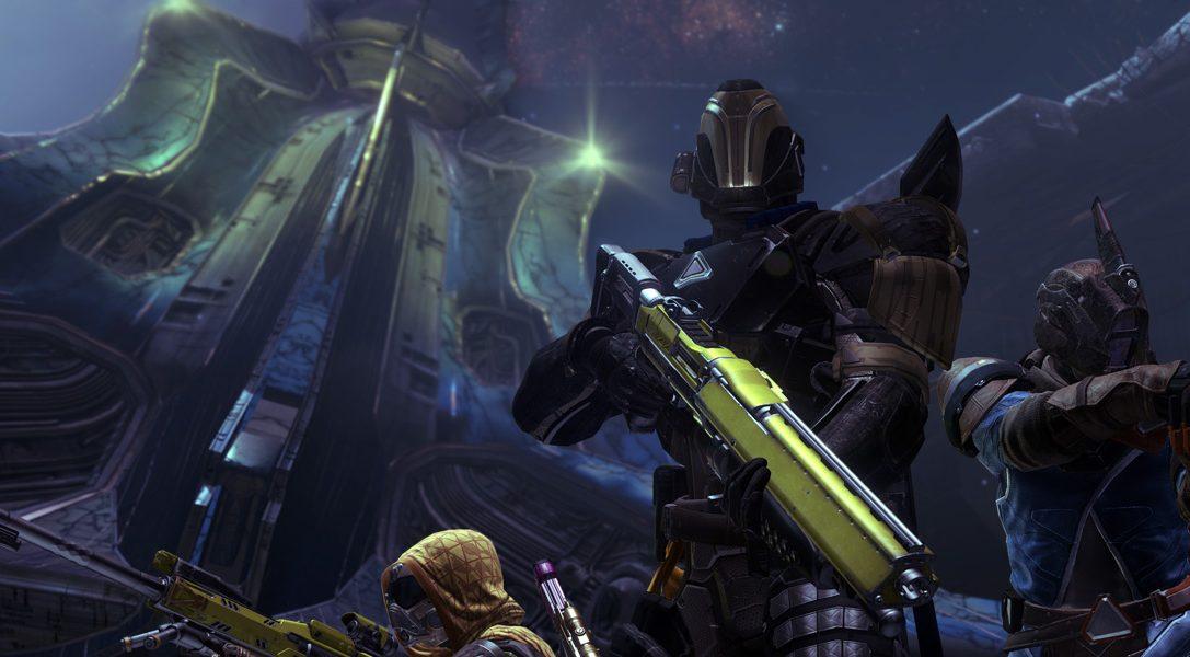 Neuer Destiny-Trailer zeigt Einblicke in das kooperative Gameplay