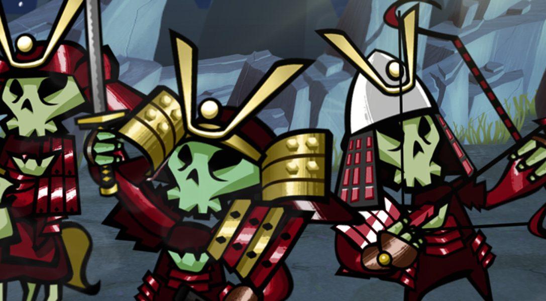 Skulls of the Shogun: Bone-a-Fide Edition kommt bald für PS4!