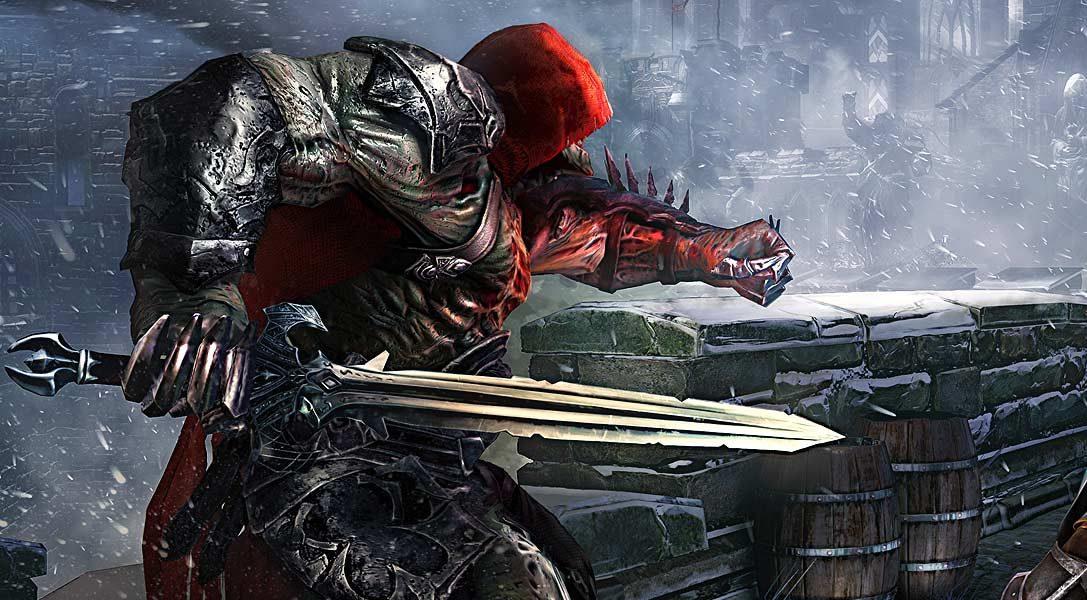 Das Balancing von Lords of the Fallen auf PS4