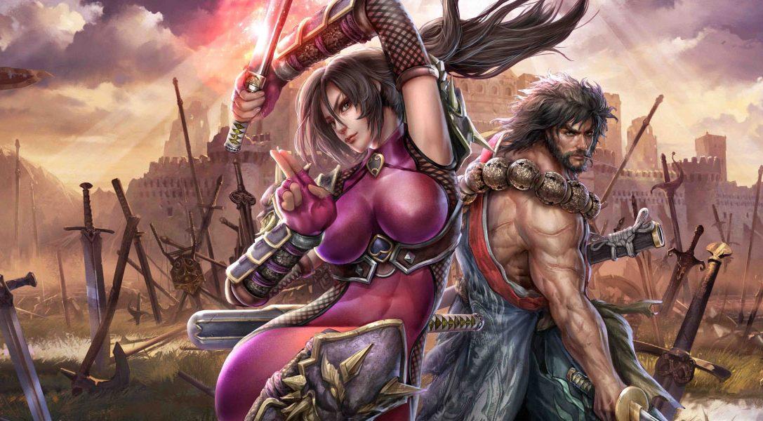 Soulcalibur: Lost Swords erscheint morgen auf PS3
