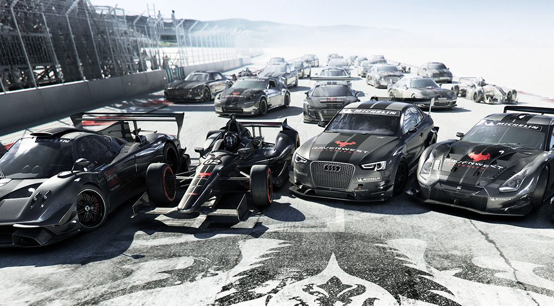 Wir stellen GRID Autosport vor, welches im Juni auf PS3 erscheint