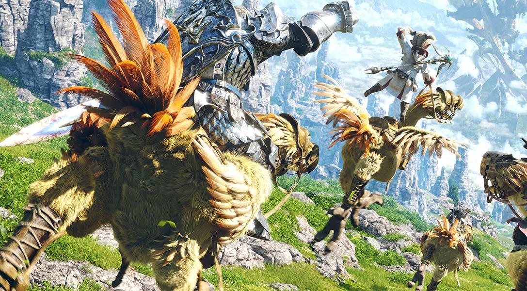 Neu im PlayStation Store: Final Fantasy XIV: A Realm Reborn, FIFA World Cup Brazil, Dead Nation Vita und mehr!