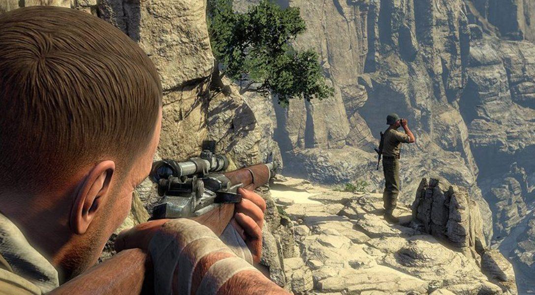 Ein Mann und sein Gewehr: Sniper Elite 3 angespielt