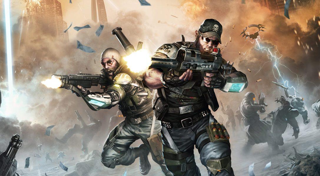 Killzone Mercenary: Botzone erscheint morgen für PS Vita