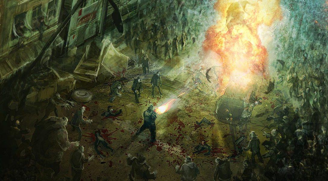 Dead Nation erscheint diese Woche für PS Vita