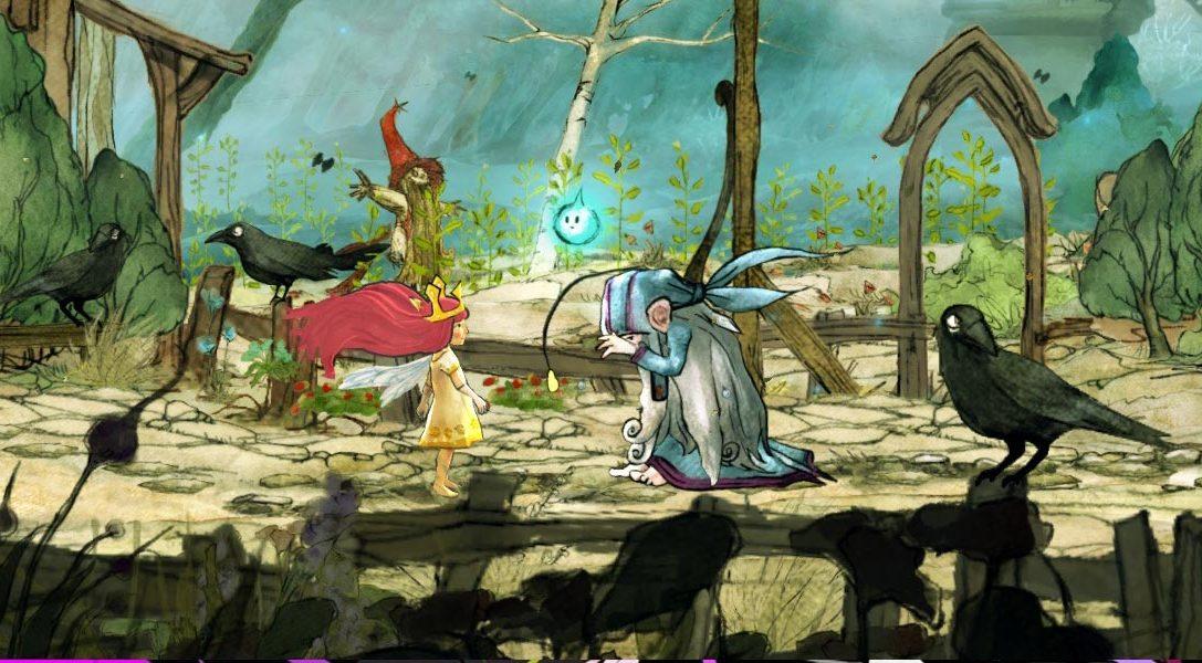 Neu im PlayStation Store: Child of Light, Daylight, Demon Gaze und mehr