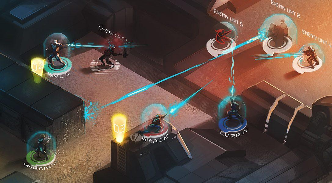 Sprachgesteuertes Echtzeit-Strategiespiel There Came an Echo bald auf PS4