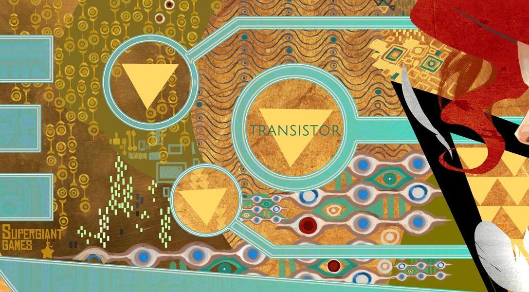 Veröffentlichungsdatum von Transistor für PS4 bekannt gegeben