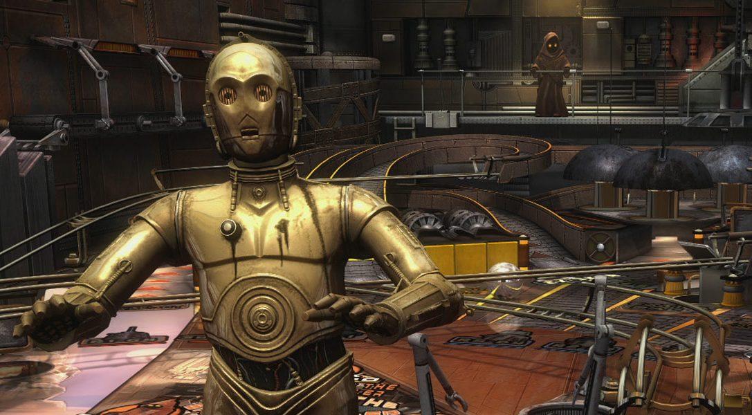 Die R2-D2- und C-3PO-Tische – bald bei Star Wars Pinball!
