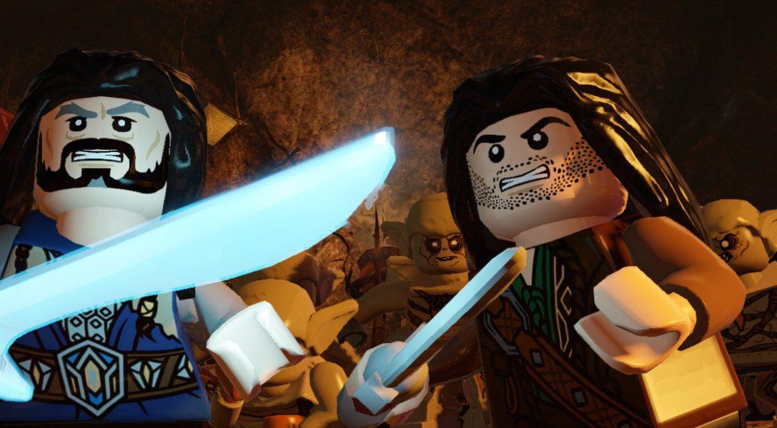Neu im PlayStation Store: LEGO The Hobbit, Strike Suit Zero: Director's Cut und viele mehr
