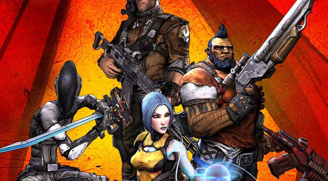 Borderlands 2 Veröffentlichungsdatum für PS Vita bestätigt