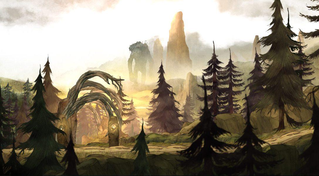 Behind the Scenes beim atemberaubenden RPG Child of Light