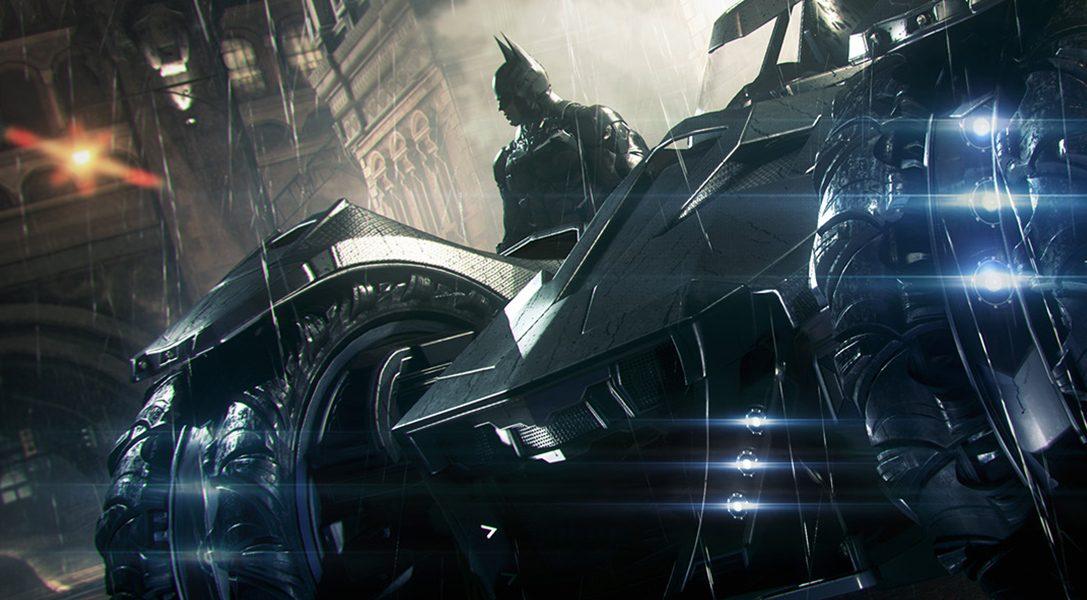 Arkham Knight: Entwicklung des ultimativen Batmobiles auf PS4