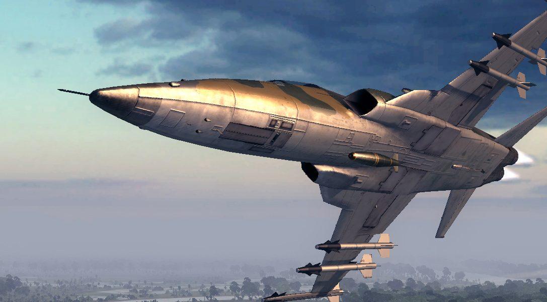 Air Conflicts: Vietnam erscheint bald auf der PlayStation 4