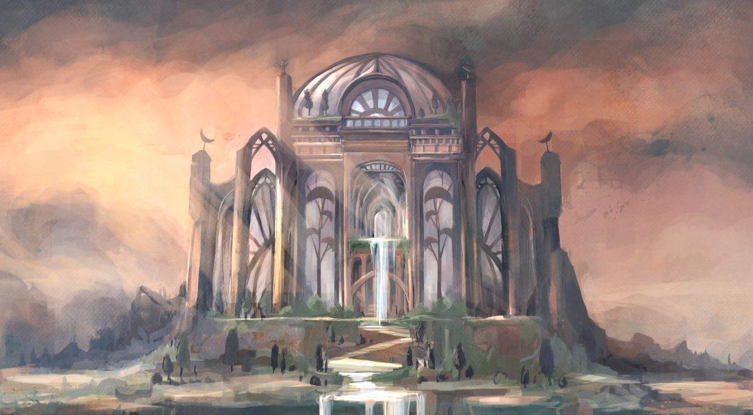 Die ersten beiden Stunden von Child of Light auf der PS4