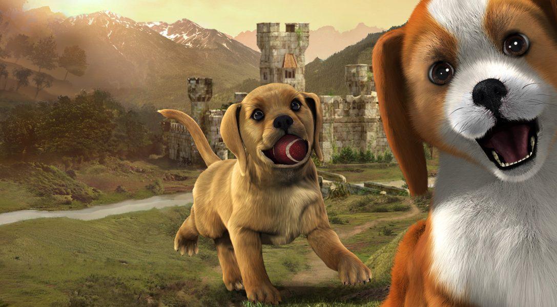 """""""PlayStation Vita Pets"""" – Veröffentlichungsdatum und neue Spielinfos"""
