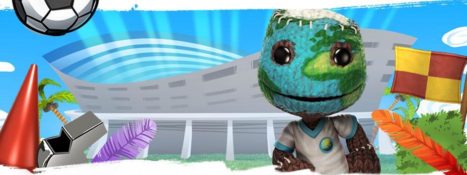 Das Fußball-Fieber hat LittleBigPlanet erreicht!