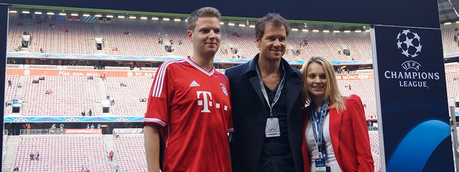 PlayStation Young Journalists: FC Bayern München vs. Real Madrid