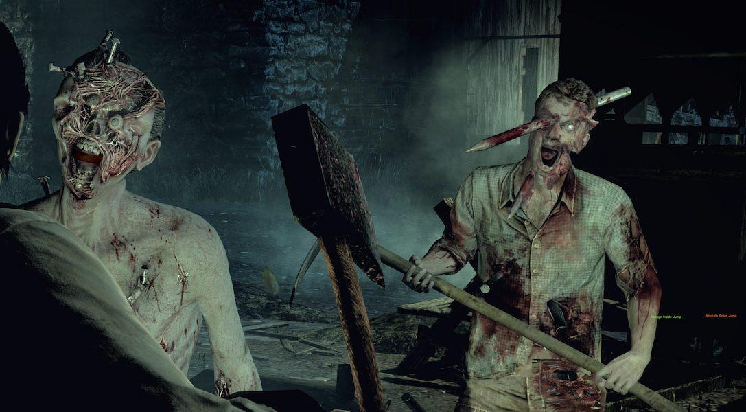Neuer The Evil Within Trailer zeigt die Reaktionen der Spieltester