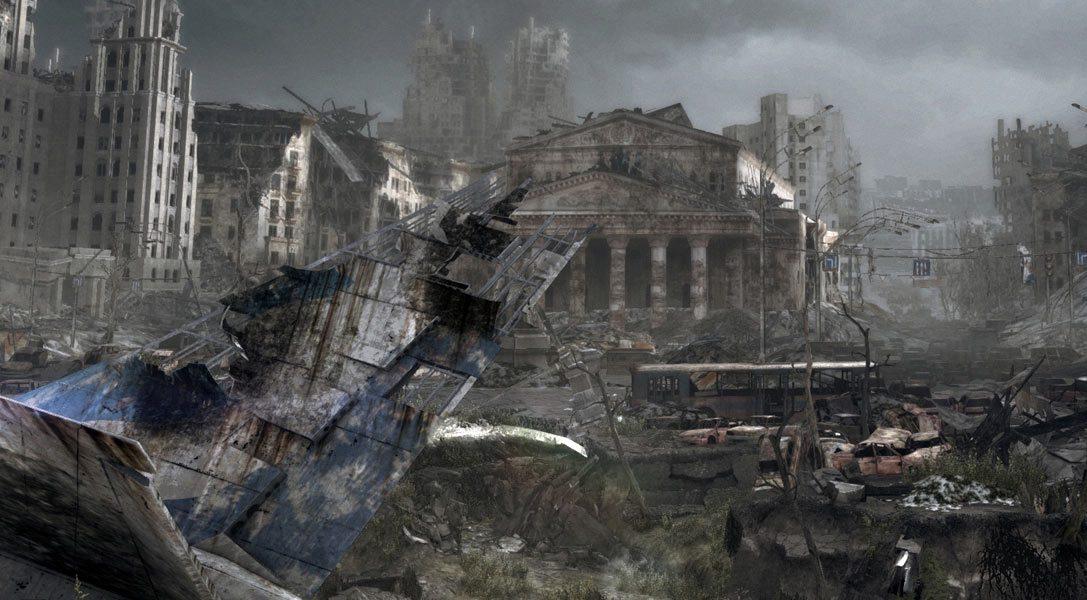 UPDATE: Metro Redux kommt auf PS4: Zwei großartige Shooter, 1080p, 60fps