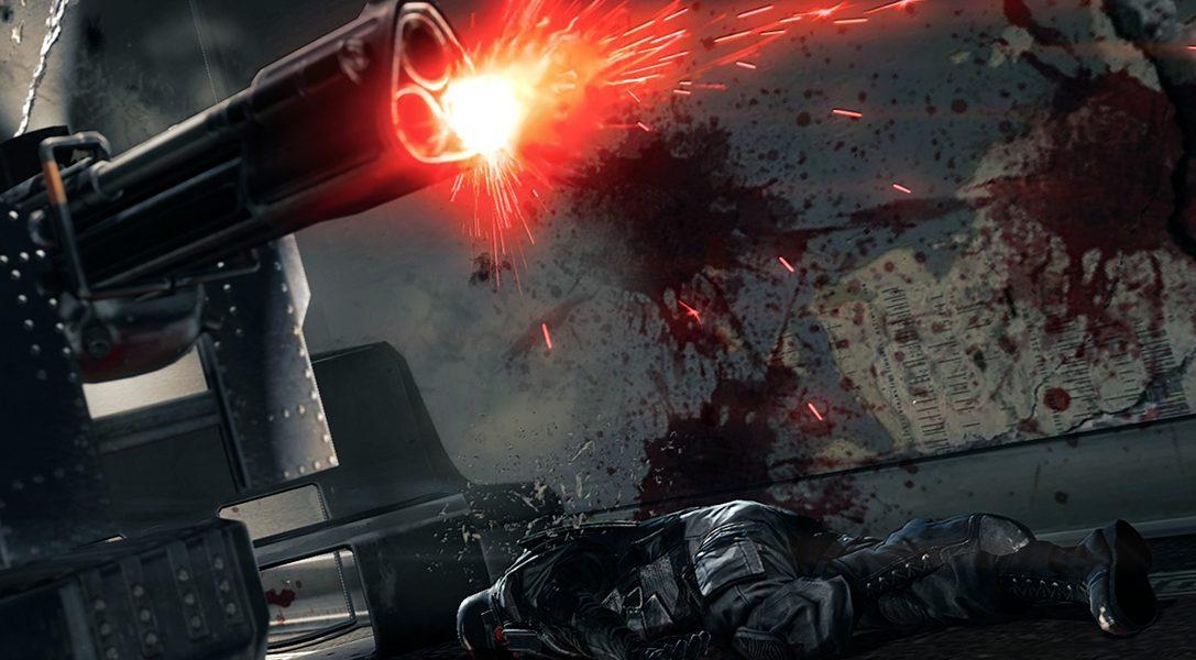 Neu im PlayStation Store: Wolfenstein: The New Order, Transistor, Drakengard 3 und mehr!