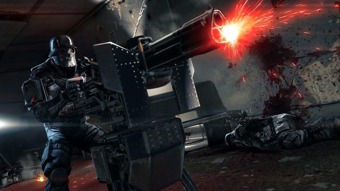 Wolfenstein: The New Order ab heute erhältlich