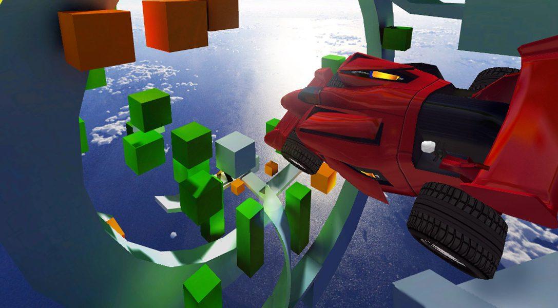 Jet Car Stunts rast im Juli auf PS3 und PS Vita – seht euch den Trailer an