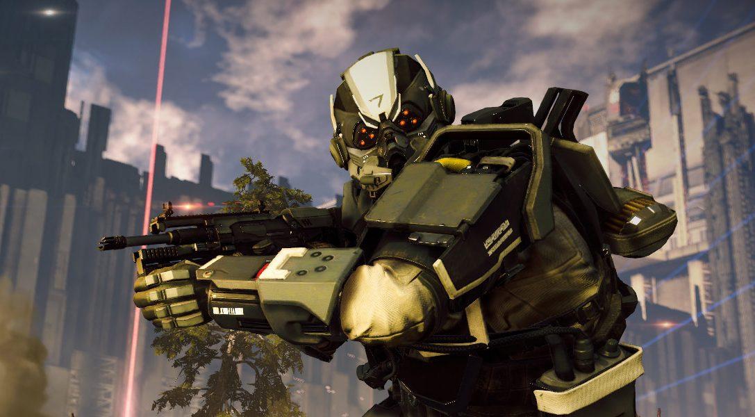 Mit dem Intercept-DLC kommt ein neuer Online-Koop-Modus für Killzone Shadow Fall