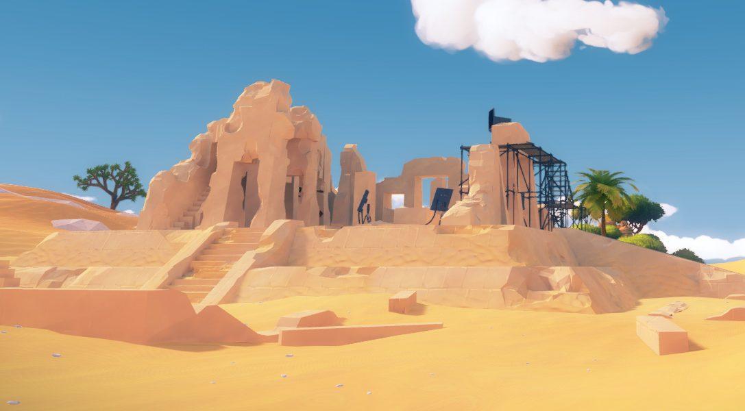 The Witness für PS4: Fortschrittsbericht
