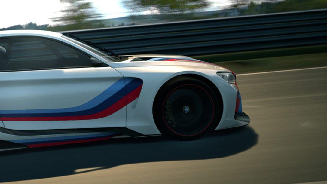 Gran Turismo 6 Update 1.07 rollt heute an