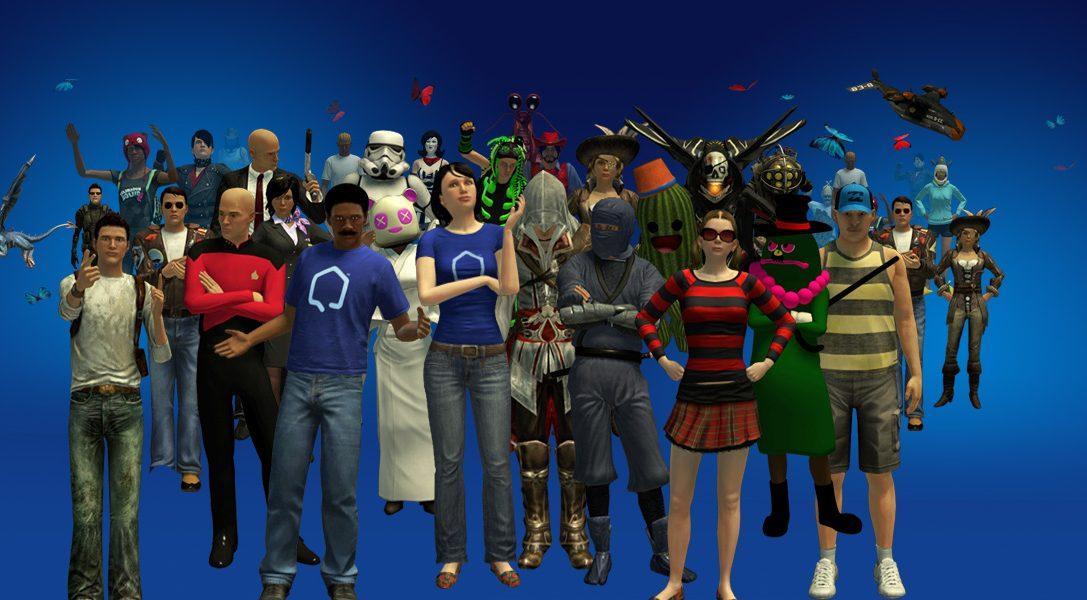 PlayStation®Home-Aktualisierung: RAARR! GROSSER BÖSER DINOSAURIER!