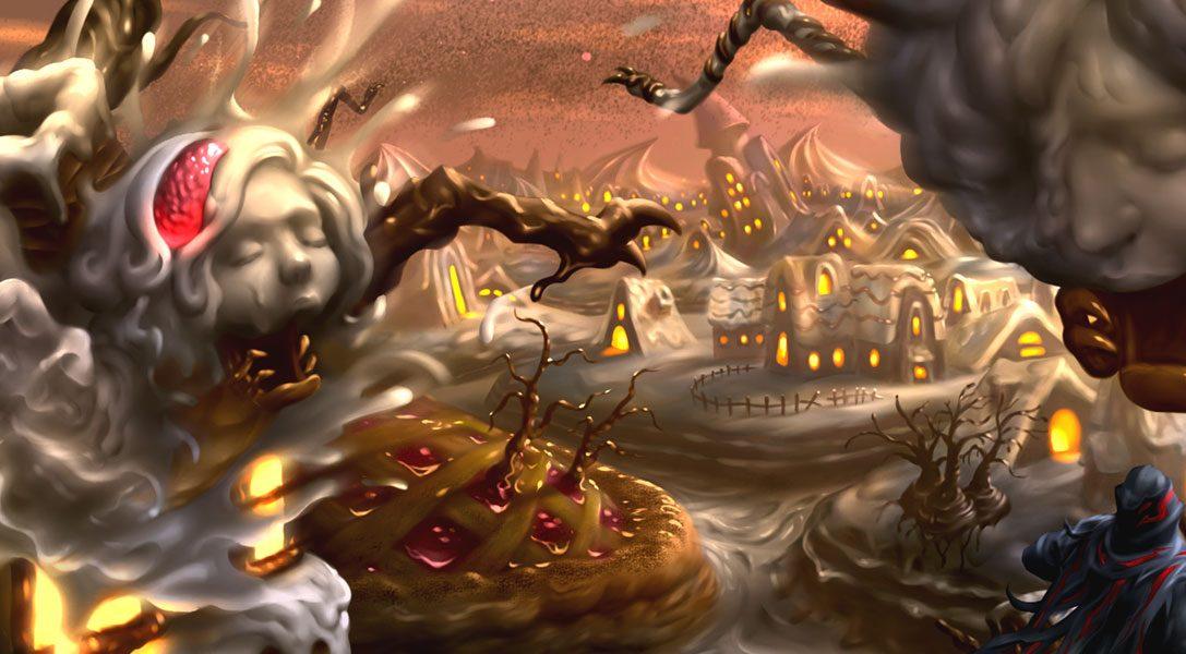 Soul Sacrifice Delta ab morgen auf PS Vita