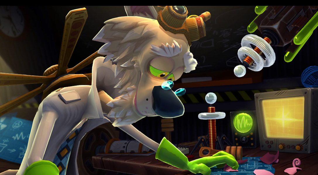 Neuer PS Vita-Trailer erklärt das Gameplay von MouseCraft