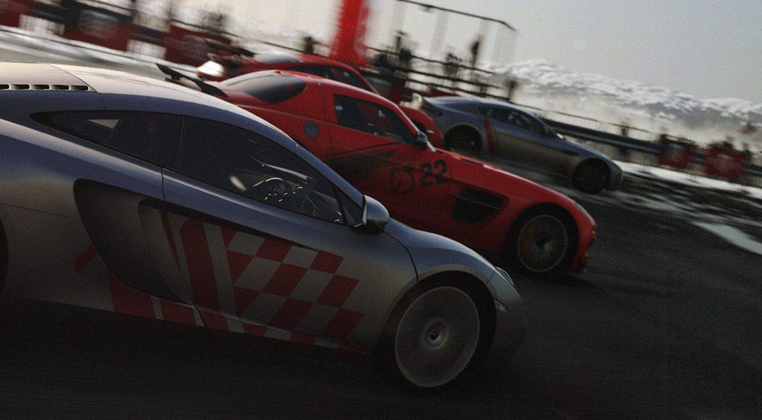 UPDATE: Was enthält die DRIVECLUB PlayStation Plus Edition?