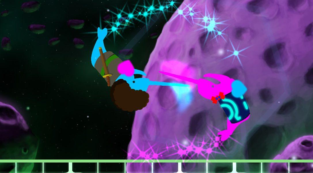 Starwhal: Just the Tip erscheint bald auf PS4, PS3