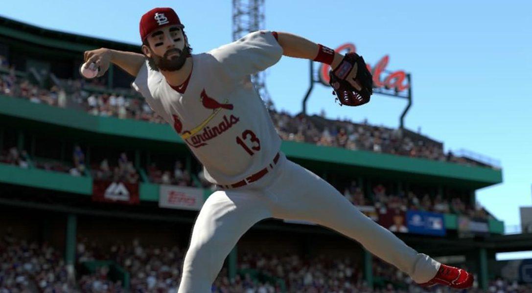 UPDATE – MLB 14 The Show erscheint morgen für PS4