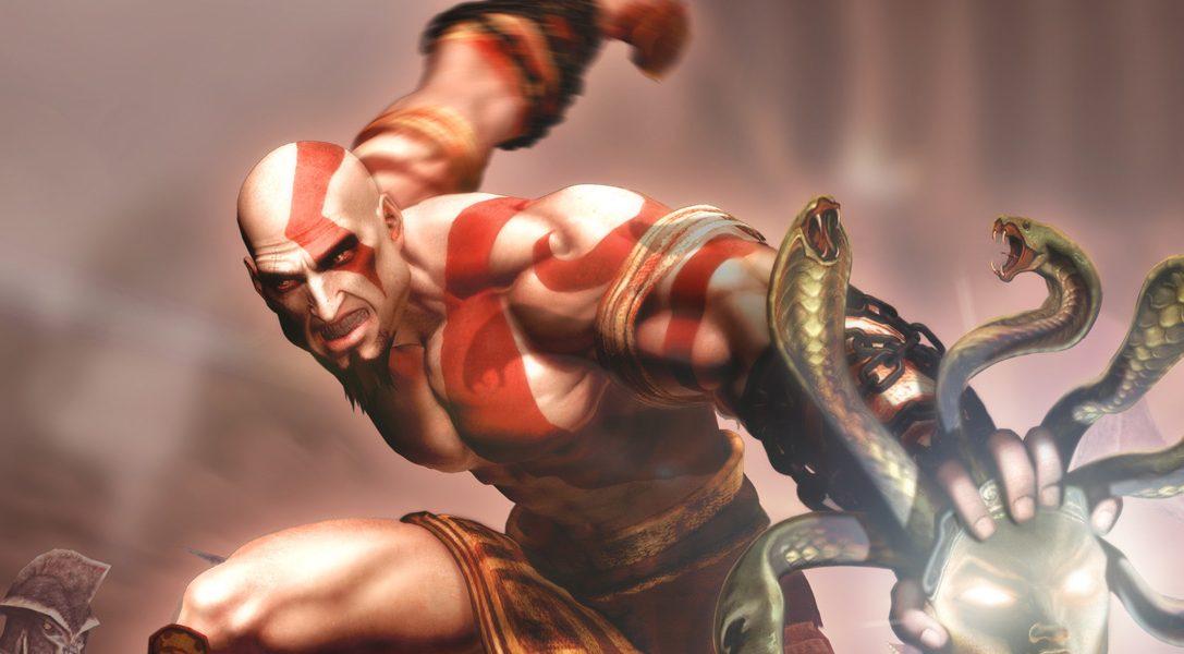 God of War Collection ab morgen für PS Vita erhältlich